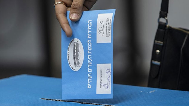 İsrailde 3. seçim de koalisyon düğümünü çözecek gibi gözükmüyor