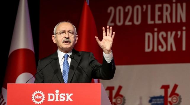 CHP Genel Başkanı Kılıçdaroğlu: İşsizliği aşmak için birlikte hareket etmeliyiz