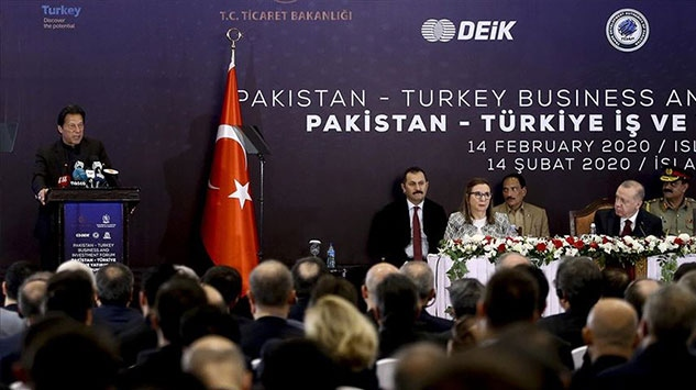 Pakistan Başbakanı Han: Türkiyeye her alanda kapımız açık