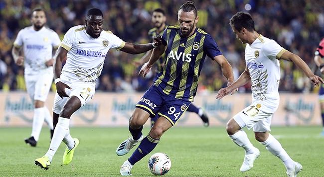 MKE Ankaragücü ile Fenerbahçe 102. randevuda