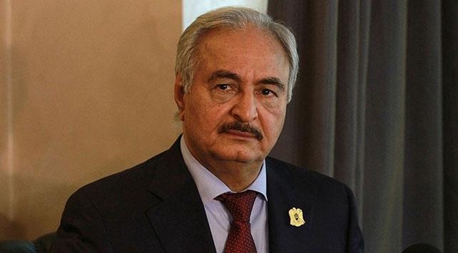 Hafter, Libyada uluslararası toplumun desteklediği ateşkes sürecini açıkça tehdit etti