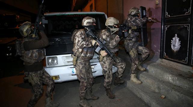 Sosyal medyadan terör propagandası operasyonunda 8 kişi gözaltına alındı