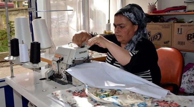 Mikrokredi dar gelirli kadınları işinin patronu yaptı