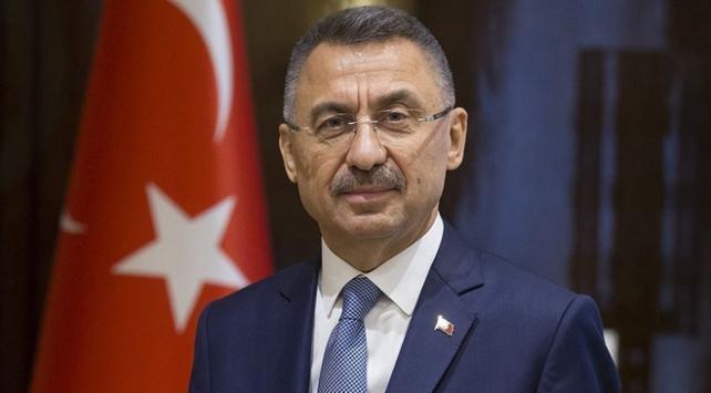 Cumhurbaşkanı Yardımcısı Oktay: Kapalı Maraş Kıbrıs Türkünün kendi toprağıdır