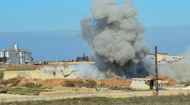 Barış Pınarı bölgesinde 1720 EYP ve 903 mayın etkisiz hale getirildi