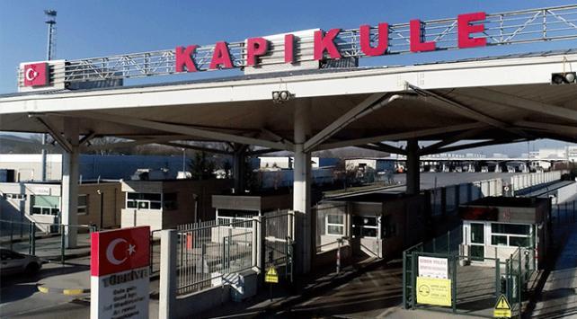 Kapıkule Sınır Kapısından 2019da 7 milyondan fazla yolcu geçti