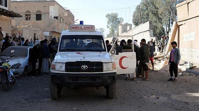 Yemende Arap koalisyonunun hava saldırısında 30 sivil öldü