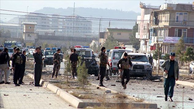 Afganistanda NATO hava saldırısında 8 sivil öldü