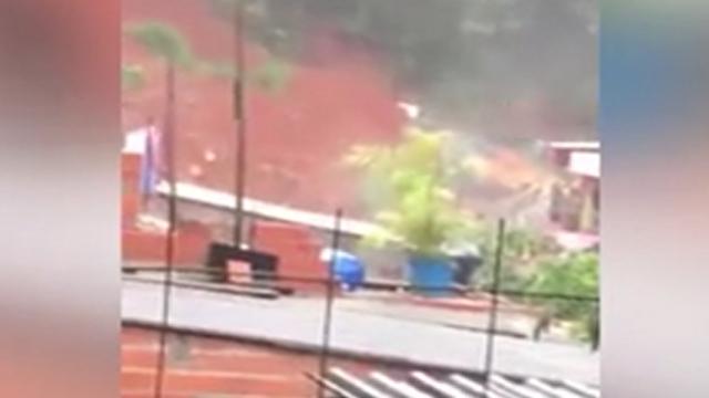 Brezilya'da toprak kayması: 3 yaralı