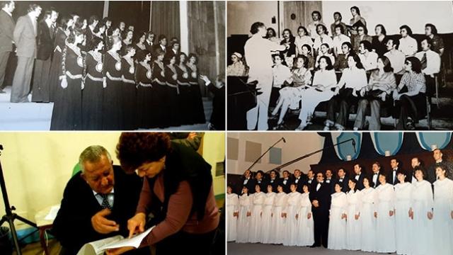 Türkiye'nin ilk a-capella korosu 50 yaşında