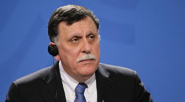 Libya UHM Başbakanı Serrac: Türkiye ile yaptığımız anlaşmayı gizlemedik