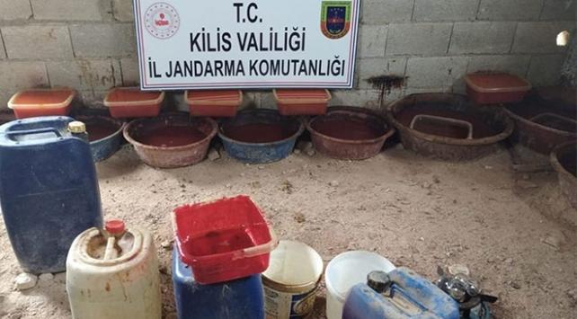 Kiliste 200 kilogram kehribar taşı bulundu