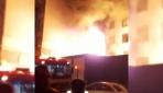 Sultangazide trafo yangını