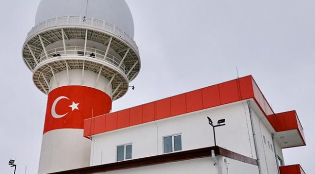 Milli Gözetim Radarı göreve hazırlanıyor