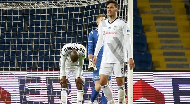 Beşiktaş son 9 sezonun en çok yenilgisini aldı