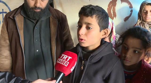 Sosyal medyada gündem olan Suriyeli Musa'ya TRT Haber ulaştı