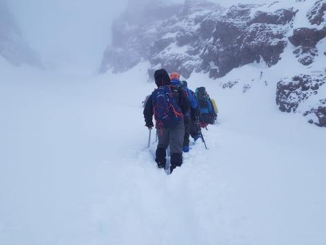 Hacılar Erciyes 10. Uluslararası Zirve Tırmanışı tamamlandı