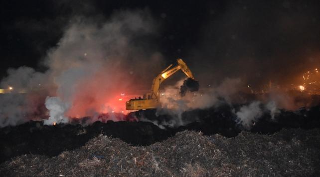 Adanada 3 gün önce başlayan yangın söndürüldü