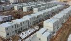 Elazığda konteyner kent tamamlanmak üzere