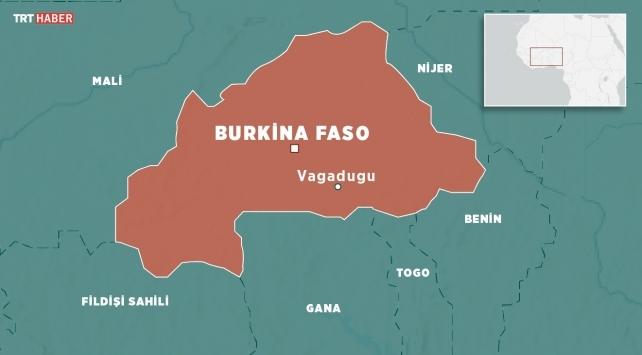 Burkina Fasoda kiliseye silahlı saldırı: 10 ölü