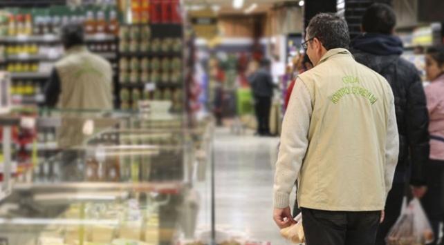 Ülke genelinde gıda denetimi seferberliği