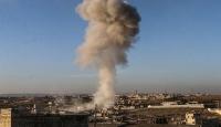 İdlib'de Esed rejimi güçleri ile muhalifler arasında çatışmalar sürüyor