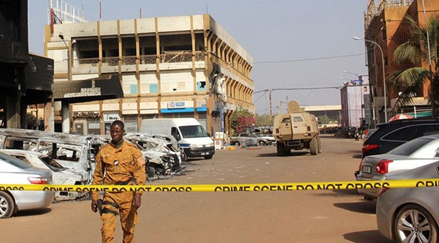 Burkina Fasoda kiliseye silahlı saldırı: 24 ölü