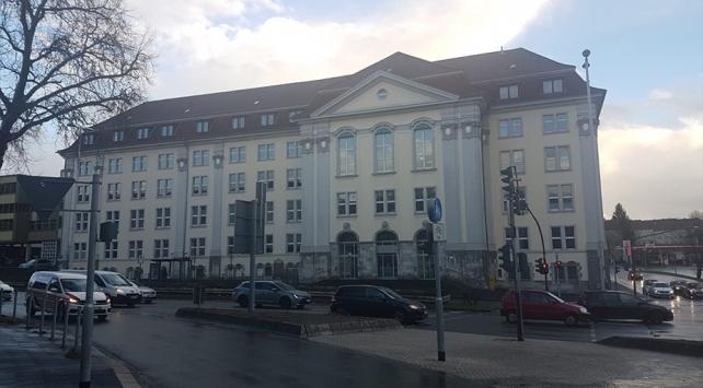 Almanyada cami yakan sanığa 3 yıl 6 ay hapis