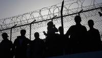 İzmir'de 33 düzensiz göçmen yakalandı