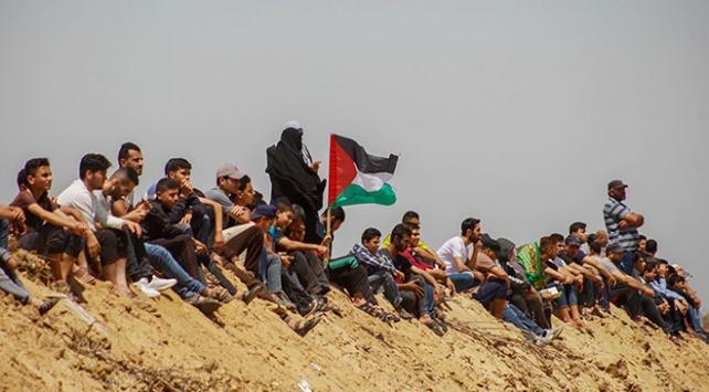 Gazzede gençlerin işsizlik oranı yüzde 70e ulaştı