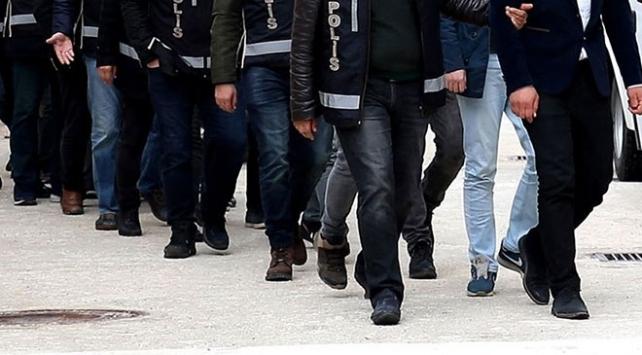 Balıkesirdeki FETÖ operasyonunda 16 şüpheli gözaltına alındı