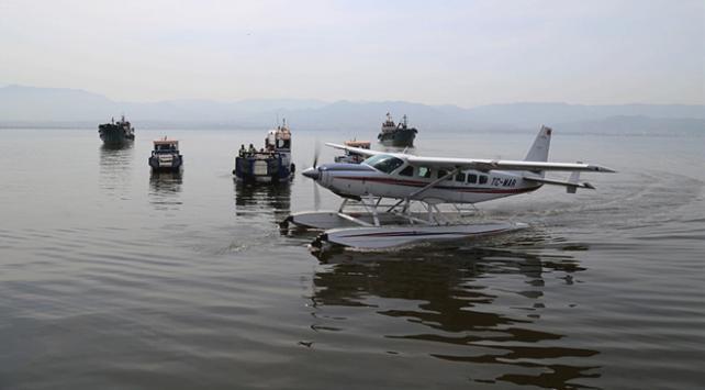 İzmit Körfezini kirleten gemiye 635 bin lira ceza kesildi