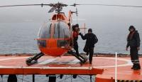 Türk bilim insanları Antarktika'da