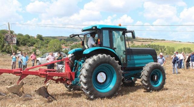 Türkiyenin ilk elektrikli traktörü ağustosta piyasaya çıkacak