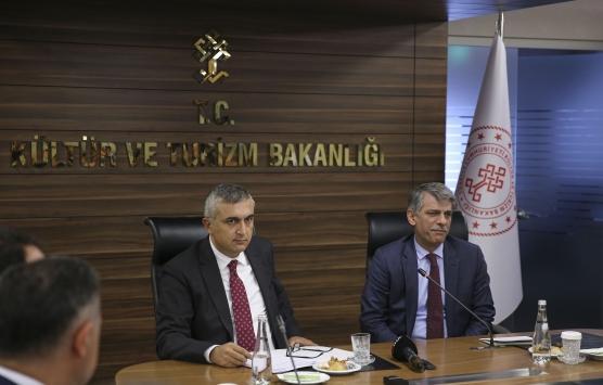Kültür ve Turizm Bakanlığının resmi turizm istatistiklerine TÜİKten kalite belgesi