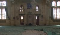 Rejim tarihi Etarib Camii'ni hedef aldı