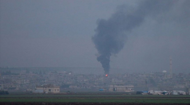 İdlibe hava saldırısı: 3 ölü, 9 yaralı