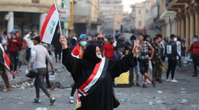 Iraktaki protestolarda 5 ayda 545 kişi öldü