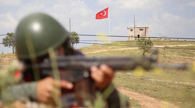 Suriyenin kuzeyinden kaçan 3 PKKlı terörist daha teslim oldu
