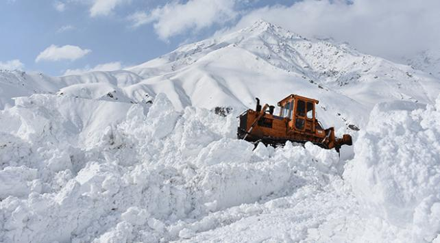 Hakkari ve Van için yoğun kar uyarısı