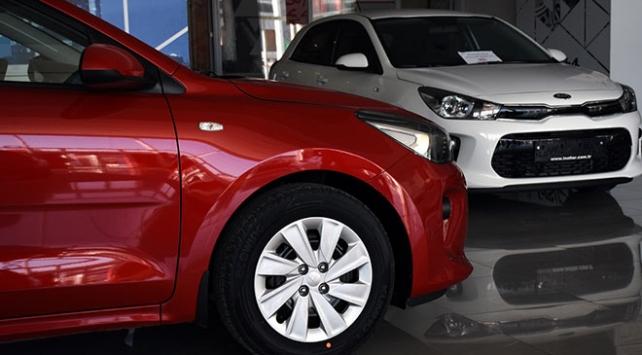 Sıfır araçlar banttan inmeden satılıyor