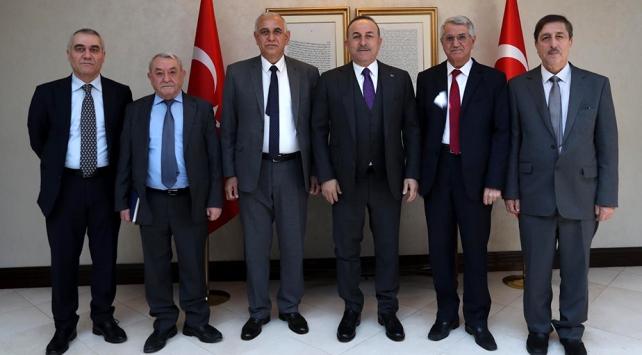 Bakan Çavuşoğlu: Kürtlere en büyük zararı PKK/YPG verdi
