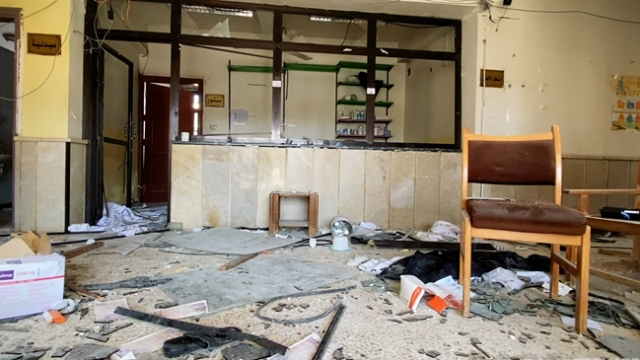 Esed rejimi İdlib'de hastaneleri hedef almayı sürdürüyor