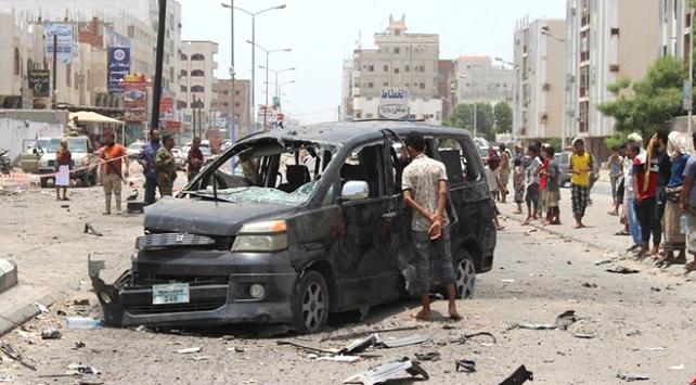 Yemen Savunma Bakanına suikast girişimi