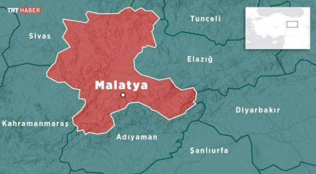 Malatyada 3,6 büyüklüğünde deprem