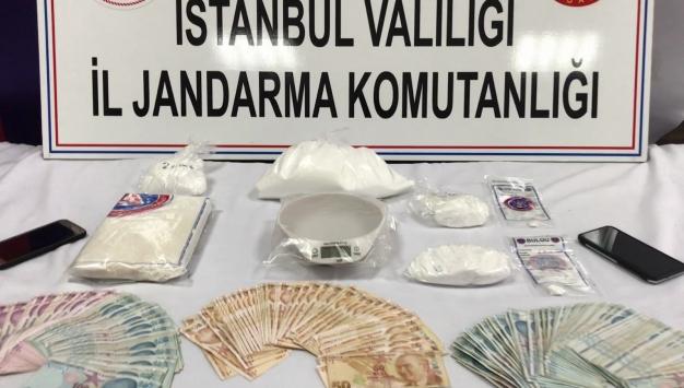 Uyuşturucu operasyonunda gözaltına alınan 1 kişi tutuklandı