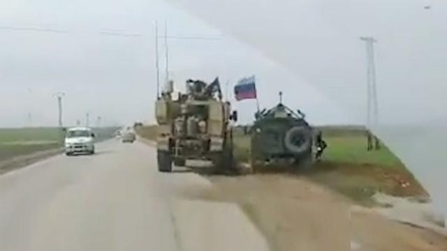 Kamışlı'da ABD-Rusya gerginliği