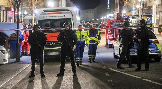 Almanyadaki saldırganın ruhsatlı silahları olduğu ortaya çıktı