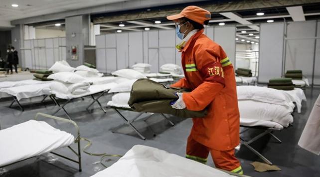 Çinde 29 yabancı ülke vatandaşında koronavirüs tespit edildi