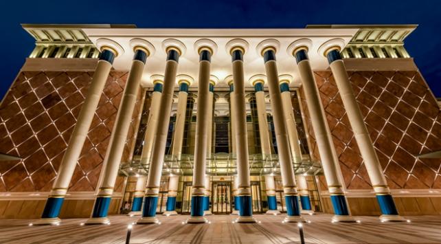 Türkiyenin en büyük kütüphanesi açıldı